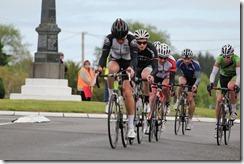 Tour de Manawatu leading bunch