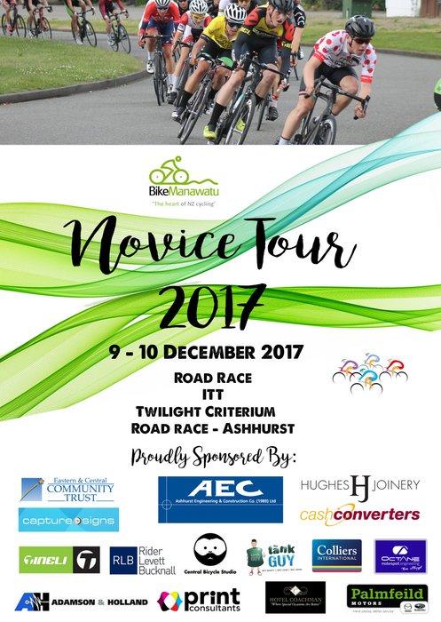 1 Novice Tour 2017 Poster