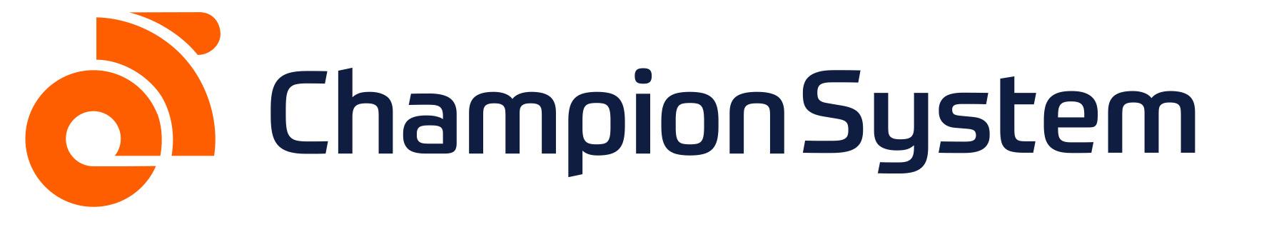 Champion System LOGO 2020Use