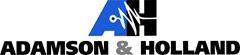 Adamson & Holland - Logo