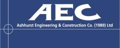 Ashhurst Engineering AEC Logo without ph