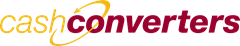 Cash Converters  Yellow-Red Logo