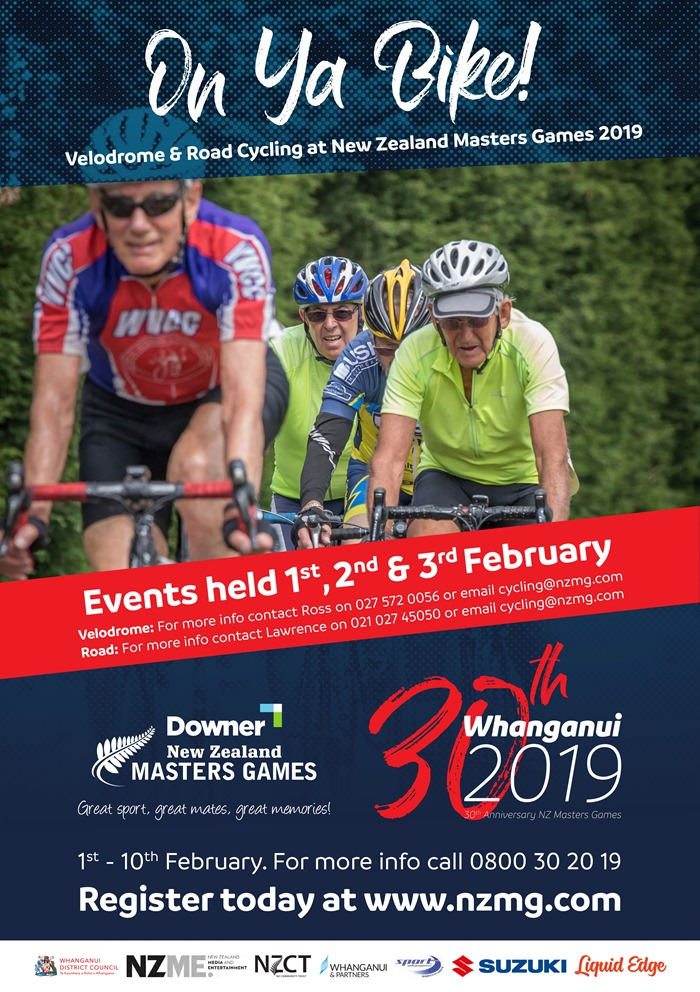 Cycling-1 masters games