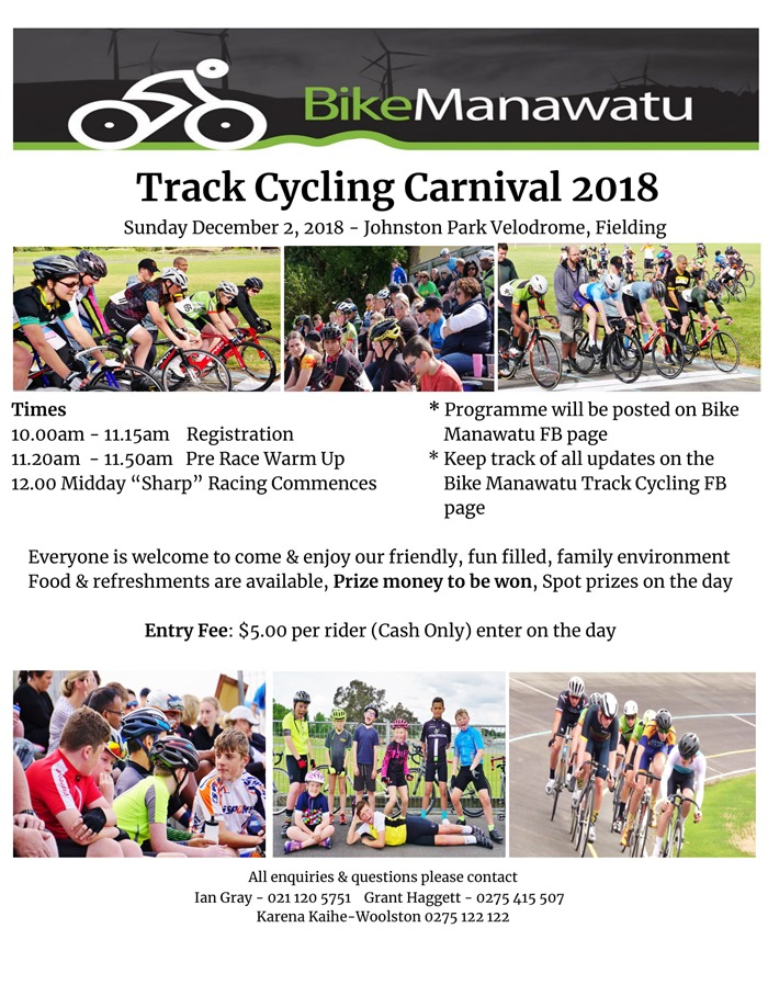 Track Cycling Carnival 2018-1