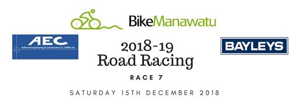 2018-19 Road Racing - Race 7