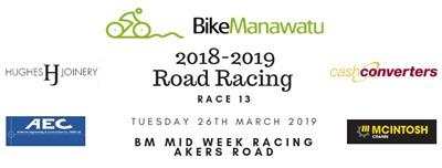 Race 13 Akers Road