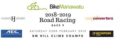 Race 9 Hill Climb Champs