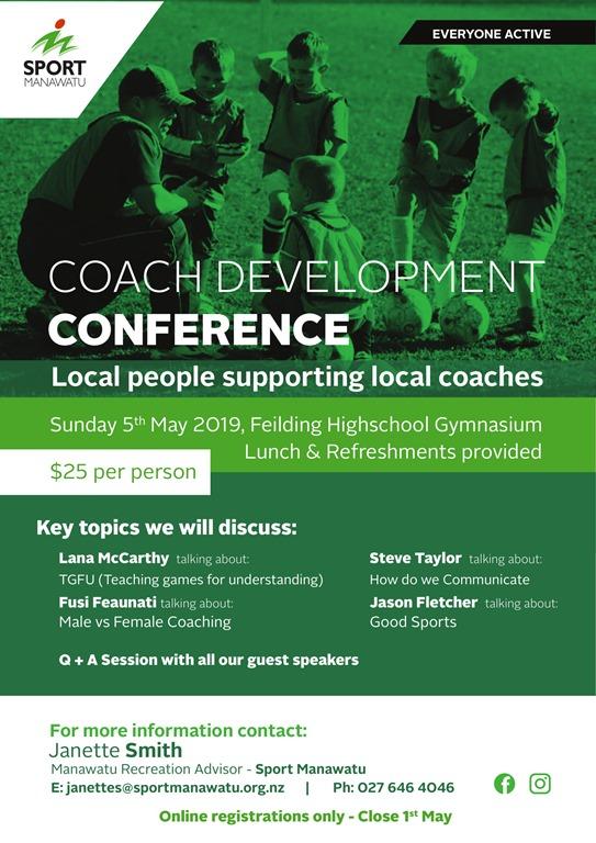 Coach Development conference-1