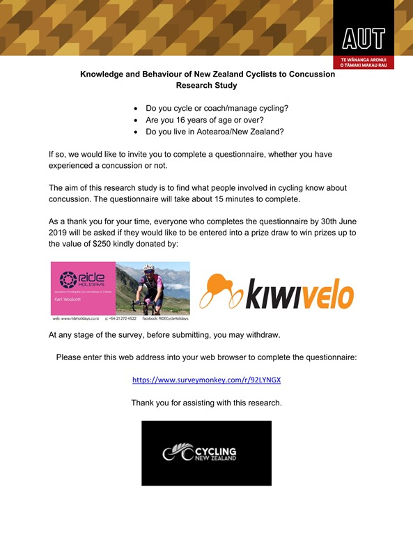 Advert for Concussion in Cyclists (1)-1