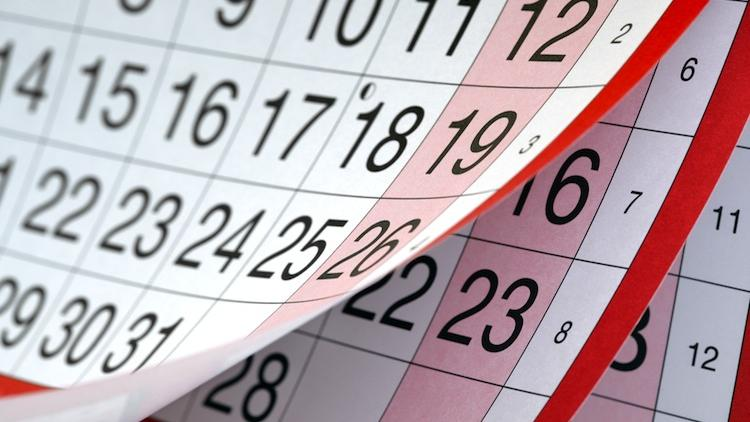 Image result for mark on your calendar
