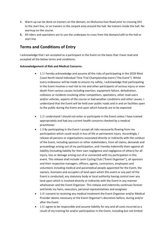 WCNI ITT Handbook T & C 2019-10
