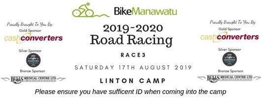 BM Race 3 - Linton Camp 17 Aug 19
