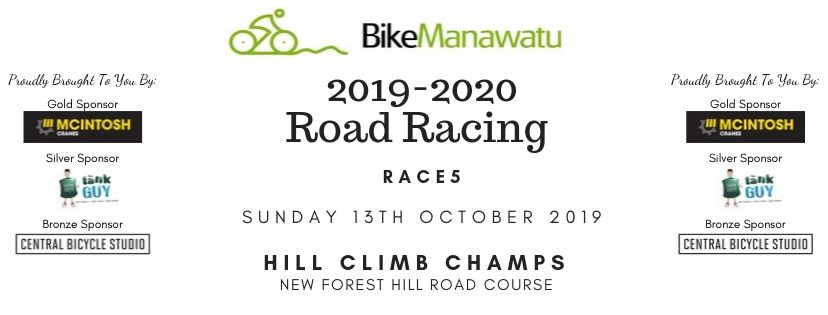 NEW BM Race 5 Hill Climb 13 Oct 19