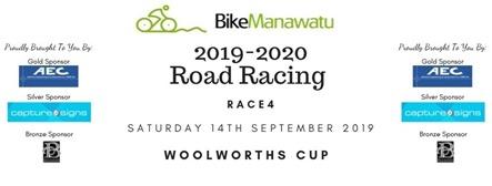BM Race 4 Woolworths Cup Sat 14 Sept 19
