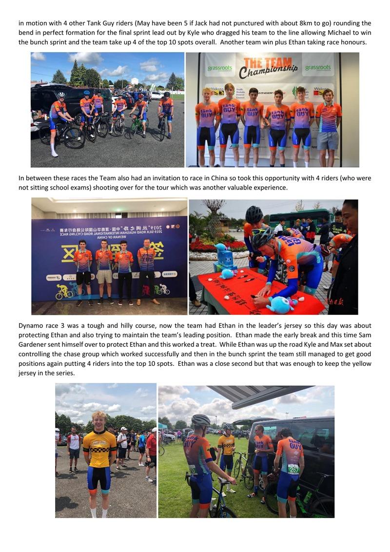 Tank Guy Cycling Development Team Update.-3