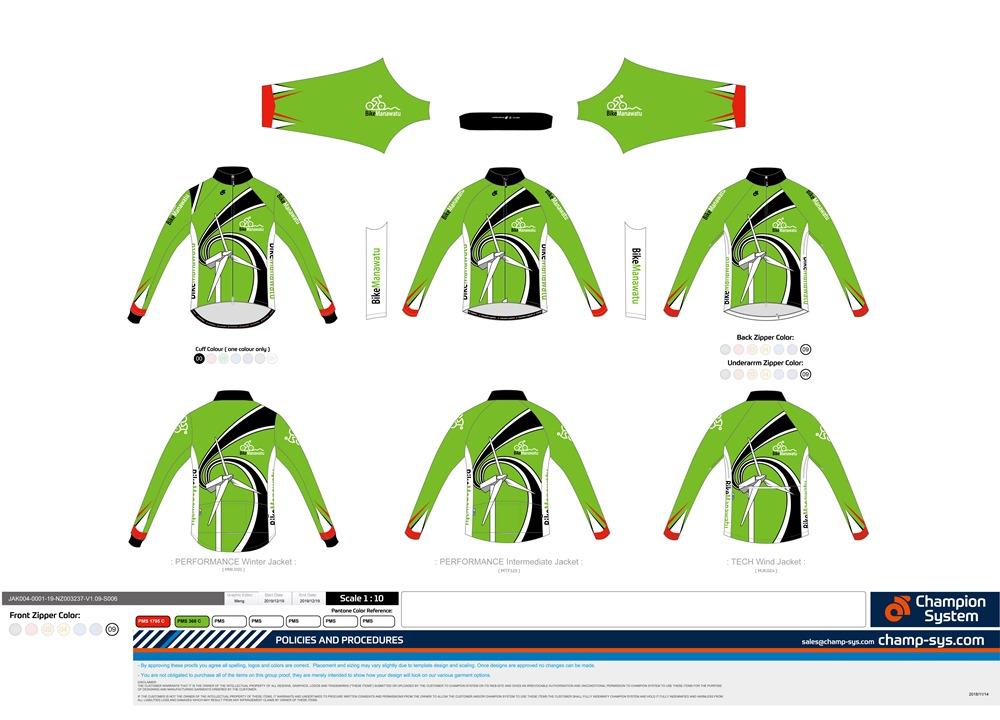 JAK004_Cycling Jacket