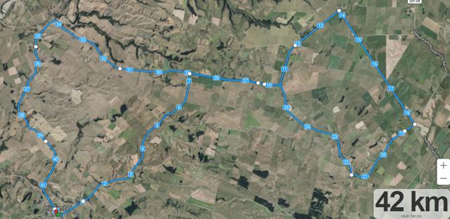 Halcolmbe WCNI 42km