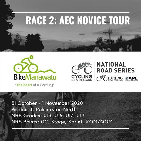 Novice Tour NRS Poster