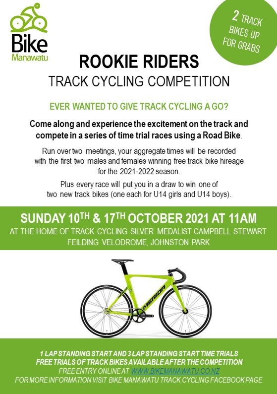 Rookie Riders on Track Competition