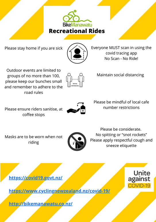 Recreational Rides Information